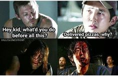 We need to riot already! Im so pissed Glenn died. I seriously would love to give neegan a piece of his own crazyy!!