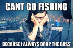 Slippery bass...