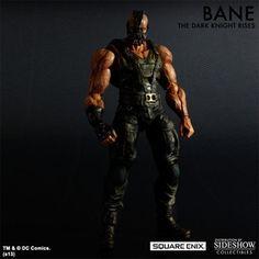 Dark Knight Trilogy Bane Play Arts Kai Figure. #alteregocomics www.alteregocomics.com