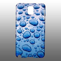 Bubbles Water Samsung Galaxy Note 3 Case Cover