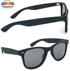 Polaroid Polarised Sunglasses Designer Blue Wayfarer Ultrasight Lens 100% UVA in Clothes, Shoes & Accessories, Men's Accessories, Sunglasses & Eyewear | eBay