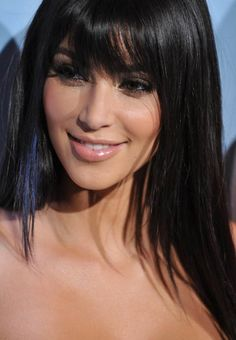 This weekend im getting kim k bangs scurrr but need a new fall look♥