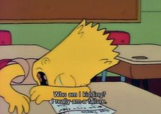 Discover and share Sad Quotes From The Simpsons. Explore our collection of motivational and famous quotes by authors you know and love. Simpson Wallpaper Iphone, Sad Wallpaper, Iphone Wallpaper, Heartbreak Wallpaper, Simpsons Quotes, Cartoon Quotes, The Simpsons Tumblr, Simpsons Funny, Sad Pictures