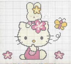 Cute Kitty & Bunny