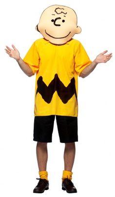 Deguisement Charlie Brown© (Les Peanuts©)