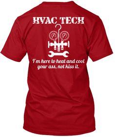 Ltd. Edition - HVAC TECH