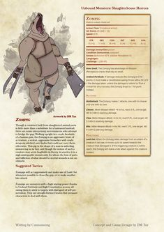 Fantasy World, Fantasy Art, Darkest Dungeon, Dnd Monsters, Dungeons And Dragons Homebrew, Gothic Horror, Dnd Characters, Home Brewing, Halloween Themes