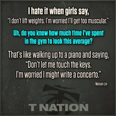 I've been lifting for years to be a whopping size Women : stop limiting your potential because of body mindf*ckery bullsh*t! Mma Training, Strength Training, Boxing Workout, Workout Humor, Gym Memes, Keto Transformation, Weight Loss Inspiration, Bodybuilding Motivation, Gain Muscle