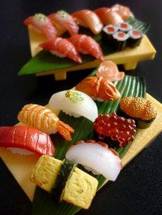 Re-ment Gokujo Sushi