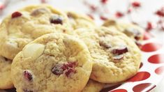 Cookies are great because there are so many different ways you can make them. (They can also be infuriating for that reason. So little time, so much to bake!) We have our classic favorites, chocolate White Chocolate Cranberry Cookies, White Chocolate Macadamia, Chocolate Oatmeal Cookies, White Chocolate Chips, Raspberry Cookies, Fruit Cookies, Kiss Cookies, Chocolate Popcorn, Mexican Chocolate