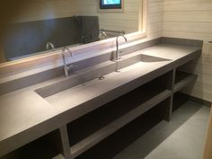 vasque beton ductal | Naga Thoughts | Pinterest | Bath ideas ...