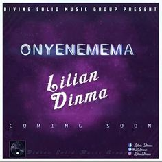 "News: Lilian Dinma Set to Drop a New Single Titled ""ONYENEMEMA'' @LDinma   Lilian Dinma  Nigeria Europe Baze sansentional / contemporary Singer Is set to drop a new single tilted ''ONYENEMEMA"" this December 2017. The New track is set to bound to mark a new era in Gospel music industry. The singer has been successful in dropping hit songs and featuring other talented super stars skales and Tim Godfrey in her debut singles. LILIAN DINMA is currently on her finish Album which she hope to lunch…"