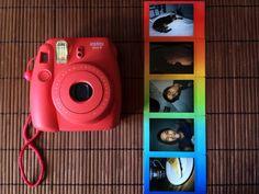 In love of my new camera, the Fujifilm Instax Mini 8 Title blue. Fuji Polaroid, Poloroid Camera, Fujifilm Polaroid, Fujifilm Instax Mini 8, Mini 8 Camera, Instax Mini Camera, Fuji Instax Mini, Cute Camera, Polaroid Ideas