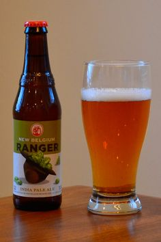 New Belgium Brewery Ranger IPA - Brew Review