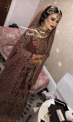 The Effective Pictures We Offer You About Bridal Outfit 2019 A quality picture can tell you many things. You can find the most beautiful pictures that can be presented to you about Bridal Outfit groom Asian Wedding Dress Pakistani, Pakistani Party Wear Dresses, Bridal Mehndi Dresses, Bridal Dress Design, Pakistani Dress Design, Pakistani Wedding Dresses, Bridal Outfits, Bridal Lehenga, Indian Dresses