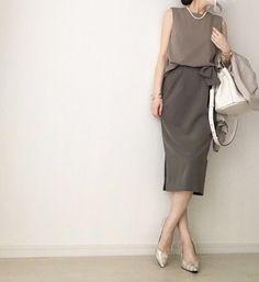 いいね!1,264件、コメント46件 ― Umyさん(@umy.umy.umy)のInstagramアカウント: 「* * 今日は大好きな人たちとランチをしてきました¨̮⑅* * …今日のコーデ… * * トップス #ロペピクニック スカート #ROPEPICNIC カーデ #titivate…」 Japan Fashion, Daily Fashion, Love Fashion, Korean Fashion, Mature Women Fashion, Womens Fashion, Flash Moda, Uniqlo Style, Casual Outfits