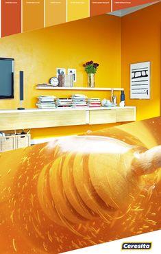 #CeresitaCL #PinturasCeresita #Color #Living #Tendencia #Pintura #Decoración #Energía #Espacios *Códigos de color sólo para uso referencial. Los colores podrían lucir diferentes, según calibrado de su monitor Monitor, Live, Spaces, Trends, Pintura
