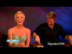 Kellie Pickler & Derek Hough - Promo shooting and First meeting - Dancing with the stars - YouTube