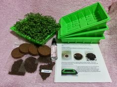 The BIG Reveal .... Microgreen Farm-in-a-Box Products - MicrogreenFarm.co