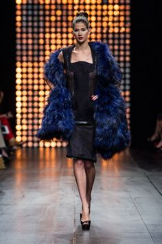Julien Fournié at Haute Couture Fashion Week Paris: A/W 2012-2013