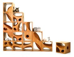 Catable 2.0 from Lycs Architecture – A Beautiful Embodiment of Catification