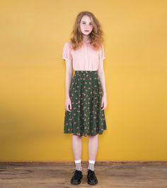 """Matilda"" blouse. Princess Highway"