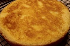 Butter Cake made from scratch