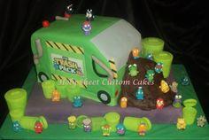Trash Pack Cake
