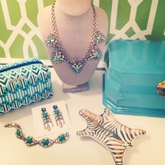 Spring is in the air...or rather..on the table. | Stella & Dot
