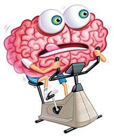 Ways to exercise their brains.