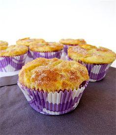 Susi's Kochen Und Backen Adventures: Snickerdoodle Muffins