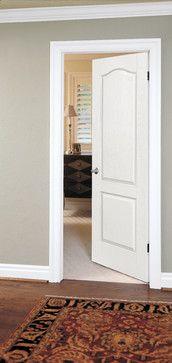 2 Panel Arch Interior Door From HomeStory Doors