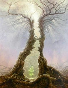 You have the Seed of Creation in Yourself!  Born... Mature... Die, then come again with a New Twist, a New Paradigm to Share with All of Creation!  We expect no less from You!