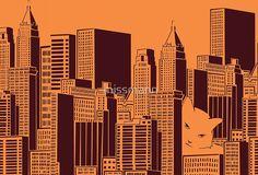 Cat in the Big City