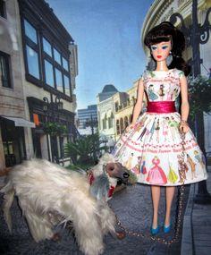 Barbie Clothes, Barbie Dolls, Barbie Outfits, Barbie Stuff, Weird Look, Barbie Wardrobe, Best Friends Forever, Barbie And Ken, Dress Making