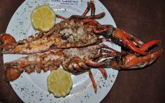 Langosta de Casa Cesareo en comer en valencia