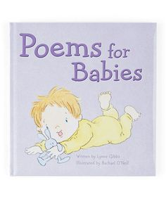 Loving this Poems for Babies Hardcover on #zulily! #zulilyfinds