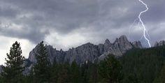 "Legends of Mount Shasta: ""The Abode of the Devil"" Part 4 – Investigating the Castle Crags Petroglyphs"