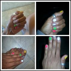 Spring Time nail colors
