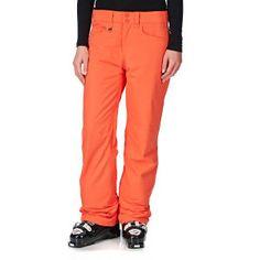 de32587941 Ski Gear · Roxy Snow Pants - Roxy Backyard Snow Pants - Nasturtium Snowboard  Pants