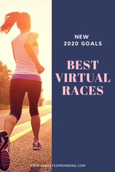 Best Virtual Races in 2020: New Running Goals | Why you'll love a virtual race #virtualrace #runninggoals #running Running Routine, Running Plan, Running Workouts, Running Tips, Running Training Programs, Race Training, Health And Wellness Coach, Health And Fitness Tips, Running Motivation