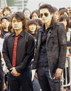 Foto serizawa dan genji 68