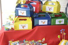Birdsday Party Boxes