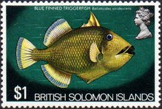 Solomon Island 1972 Wildlife and Flora SG 23 Fine Mint SG 232 Scott 245 Condition Fine MNH Only one post charge applied on multipule purchases