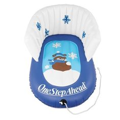 Cozy Cruiser Baby Sled by One Step Ahead. $27.97