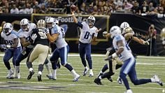 By Chris Cluxton (@Cluxton24) New Orleans, LA.- Marcus Mariota returned from a two-game absence to a leg injury, tossing four touchdown passes, as the Tennessee Titans defeated the New Orleans Saints 34-28 in overtime on Sunday afternoon at the Mercedes-Benz Superdome. MARIOTA! The @Titans win on the road in New Orleans in OVERTIME! #FNIA pic.twitter.com/X0Q2Ey0QT7 —…