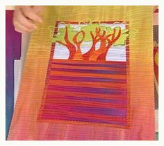 Finish Fused Art Quilts the Easy Way [design by Frieda Anderson and Laura Wasilowski]