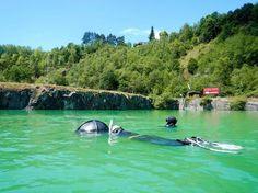 #  PADI Freediver Kurs, Apnoe – Freitauchen mit Christian Redl und Aquanaut Frankfurt
