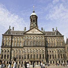 Amsterdã - Palácio Real