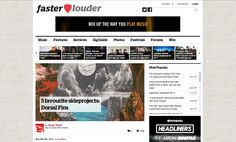 Faster Louder Feature.... http://www.fasterlouder.com.au/news/38865/5-favourite-sideprojects-Dorsal-Fins